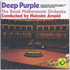 Concerto For Group And Orchestra - 2CD / Deep Purple & The Royal Philharmonic Orchestra / 1969
