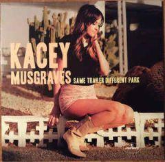 Same Trailer Different Park - LP / Kacey Musgraves / 2013