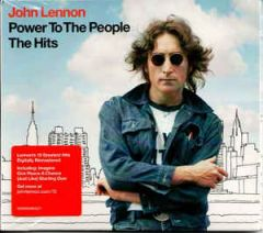 Power To The People: The Hits - CD / John Lennon / 2010
