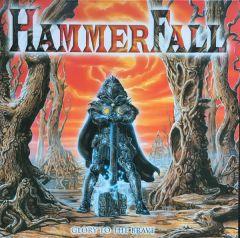 Glory To The Brave - LP (Farvet vinyl) / Hammerfall / 1997 / 2019