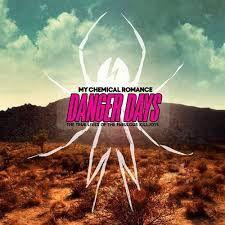 Danger Days - LP / My Chemical Romance / 2015