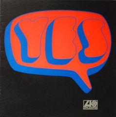Yes - LP (RSD 2019 Farvet Vinyl) / Yes / 1969/2019