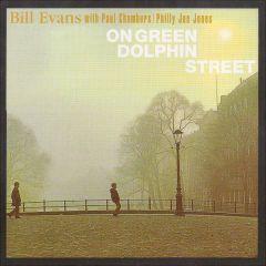 On Green Dolphin Street - CD / Bill Evans / 1977 / 1995