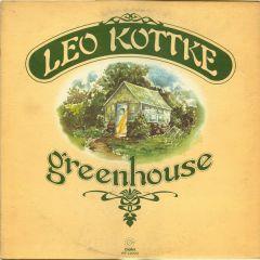 Greenhouse - LP / Leo Kottke / 1972