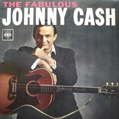 The Fabulous Johnny Cash - LP / Johnny Cash / 1961