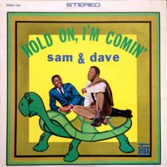 Hold On, I'm Comin' - LP / Sam & Dave / 1966