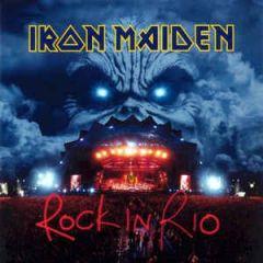 Rock In Rio - 3LP / Iron Maiden / 2002 / 2017