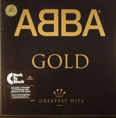 Gold (Greatest Hits) - 2LP / Abba / 1992 / 2017