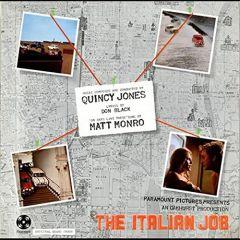 The Italian Job Soundtrack - LP / Quincy Jones   Soundtrack / 1969 / 2014