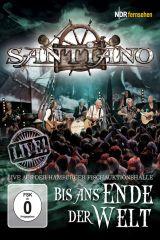 Bis Ans Ende Der Welt - Live Aus Der Hamburger Fischauktionshalle - DVD / Santiano / 2012