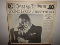 Young Louis Armstrong - 2LP / Louis Armstrong / 1981