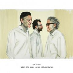 Ikke Euforisk - LP / Leth, Simpson, Toksvig | Vi Sidder Bare Her / 2014