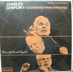 A Countess From Hong Kong - LP / Charles Chaplin (Soundtrack) / 1967