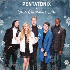 That's Christmas To Me - CD / Pentatonix / 2014