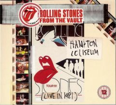 From The Vault - Hampton Coliseum (Live In 1981) - 2cd+dvd / Rolling Stones / 2014