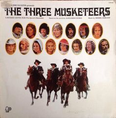 The Three Musketeers - LP / Michel Legrand (Soundtrack) / 1973