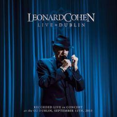 Live In Dublin - 3cd / Leonard Cohen / 2014