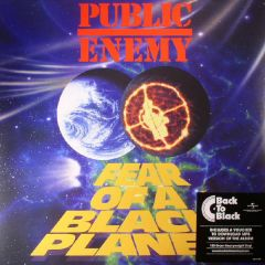 Fear Of A Black Planet - LP / Public Enemy / 1990 / 2014