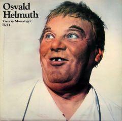 Viser Og Monologer Del 1 / Osvald Helmuth / 1982