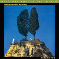 Goodbye Cruel World - LP (Mobile Fidelity) / Elvis Costello And The Attractions / 1984 / 2015