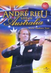 Live In Australia - World Stadium Tour - DVD / André Rieu / 2009