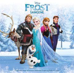 Frost (Frozen) - CD / Soundtrack / 2015