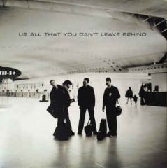 All That You Can't Leave Behind - LP / U2 / 2000 / 2018