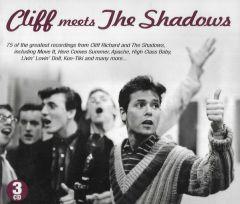 Cliff Meets The Shadows - 3CD / Cliff Richard   The Shadows / 2012