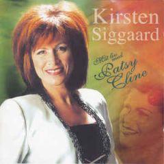 Mit Liv Med Patsy Cline - CD / Kirsten Siggaard / 2000