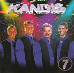 7 - CD / Kandis  / 1998