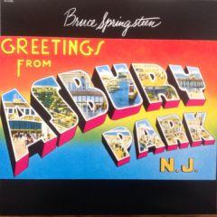 Greetings From Asbury Park, NJ - LP / Bruce Springsteen / 1973 / 2015