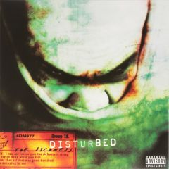 The Sickness - LP / Disturbed / 2015