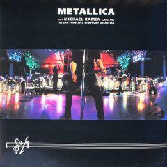 S&M - 3LP / Metallica / 1999 / 2015