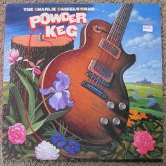 Powder Keg - LP / Charlie Daniels Band / 1987