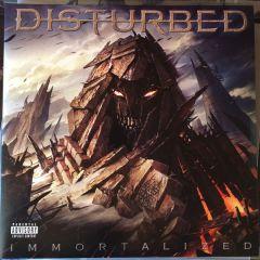Immortalized - 2LP / Disturbed / 2015