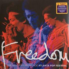 Freedom: Atlanta Pop Festival - 2LP / Jimi Hendrix Experience / 2015