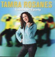 LineDANCEparty - CD / Tamra Rosanes / 2006