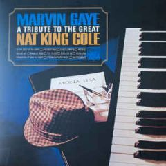 A Tribute To The Great Nat King Cole - LP / Marvin Gaye / 1965 / 2015