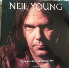 Live At Superdome, New Orleans 1994 - LP / Neil Young / 2015