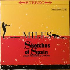 Sketches of Spain - LP / Miles Davis / 1960 / 2015