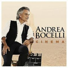 Cinema - CD / Andrea Bocelli / 2015
