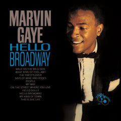 Hello Broadway - LP / Marvin Gaye / 1964 / 2015
