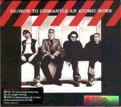 How To Dismantle An Atomic Bomb - CD+DVD / U2 / 2004