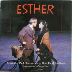 Esther - 2LP / Various Musical af Paul Hammerich & Bent Fabricius-Bjerre / 1989