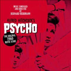 Psycho (The Original Film Score) - LP / Bernard Hermann   Soundtrack / 1976 / 2015