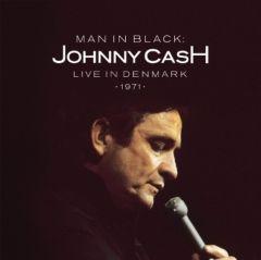 Man In Black - Live in Denmark 1971 - cd / Johnny Cash / 2015
