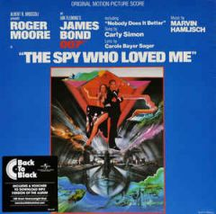 The Spy Who Loved Me (Original Motion Picture Score) - LP / Marvin Hamlisch | Soundtrack / 1977 / 2015