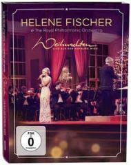 Weihnachten Live Aus Der Hofburg Wien - DVD / Helene Fischer & The Royal Philharmonic Orchestra / 2015