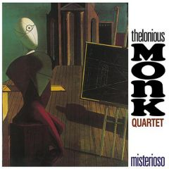 Misterioso - LP / Thelonious Monk / 1958 / 2017