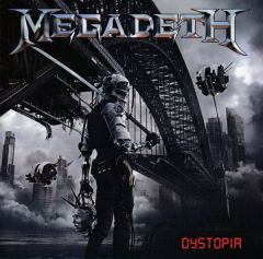 Dystopia - CD / Megadeth / 2016